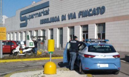Esselunga: tentata rapina, arrestato il responsabile
