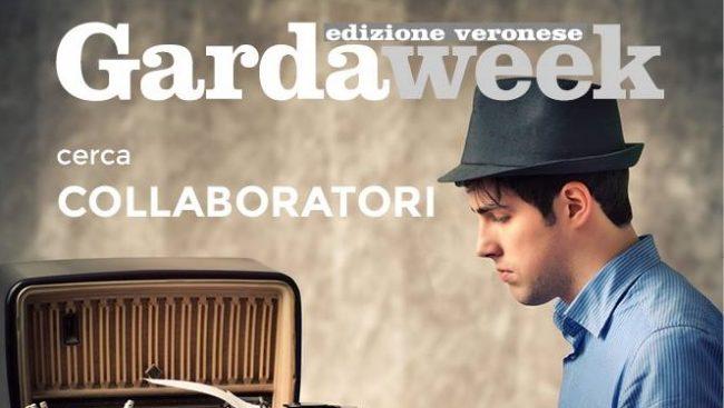 Ricerca collaboratori per l&#8217&#x3B;edizione veronese di GardaWeek