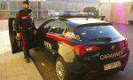 Colpisce i Carabinieri dopo essere stato fermato a un controllo