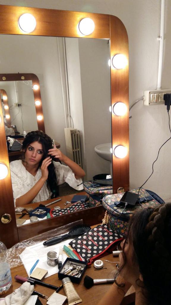 Anna Rapisarda dà voce alle vittime della strada. La figlia ventenne del noto attore Enzo ha scritto un atto unico sul drammatico tema.
