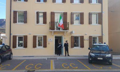 Riapre la stazione dei carabinieri di Negrar