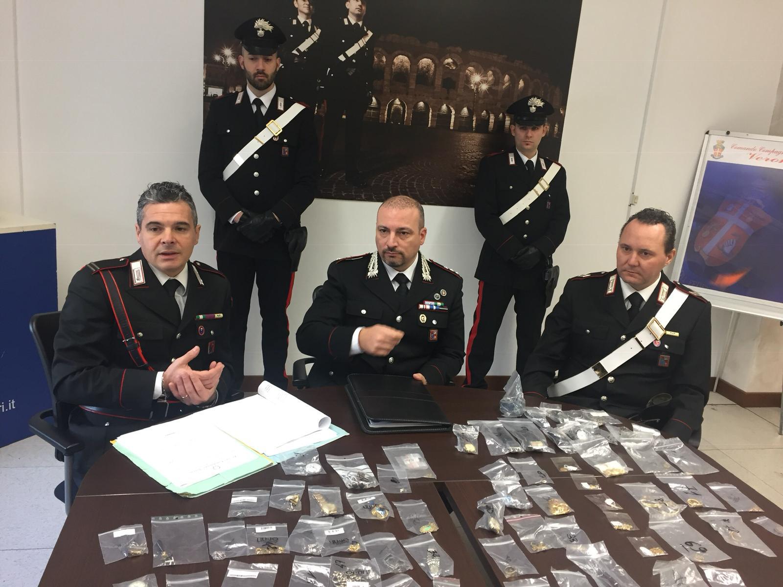 Un nuovo arresto e riconosciuta l'associazione a delinquere. Un nuovo esito dalle indagini sulla banda di malviventi fermata e portata in carcere alla fine del 2017 dai carabinieri di Minerbe.