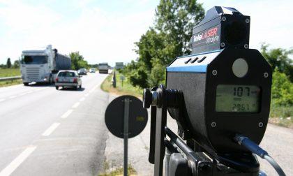 Controlli della velocità: ecco dove saranno dal 17 al 23 maggio