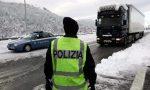 Autostrada del Brennero chiusa per neve