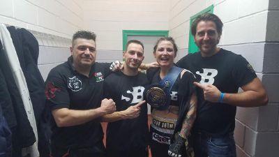 Silvia Bortot campionessa di boxe sarà premiata a San Bonifacio
