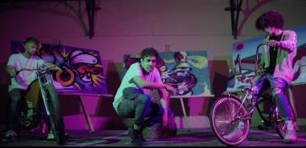 Muso cantante hip hop di Villafranca contro la paura dell'estraneo