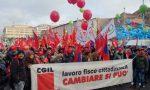 """Sindacati in piazza a Roma: """"Governo riveda la politica economica"""""""