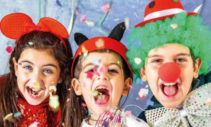 Carnevale 2019 Verona laboratorio per bambini a Bussolengo