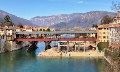 Divieto di fumo sul Ponte degli Alpini: arriva l'ordinanza