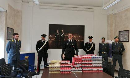 Contrabbando di sigarette dalla Moldavia a Verona due arresti