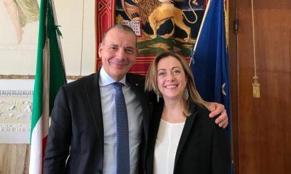 Massimo Giorgetti lascia Forza Italia e va in Fratelli d'Italia