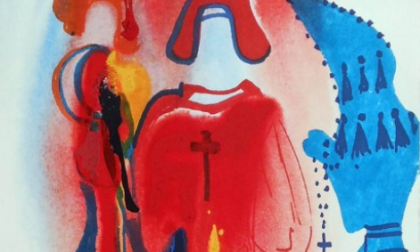 Dalì a Villafranca: le serigrafie in mostra al Castello