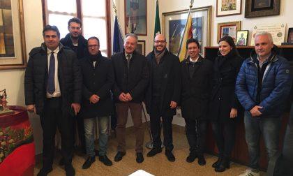 Il ministro Fontana a Povegliano per Villa Balladoro