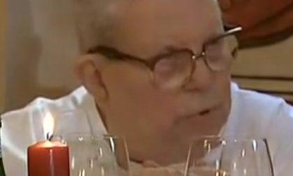 Addio a Giorgio Gioco, chef del ristorante 12 Apostoli