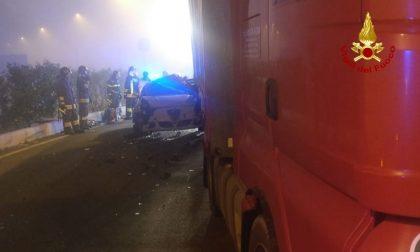 Incidente in autostrada A4 un'altra vittima