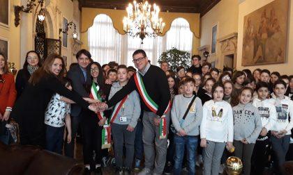 Ragazzi di Villa Bartolomea e di Castagnaro incontrano l'assessore Donazzan