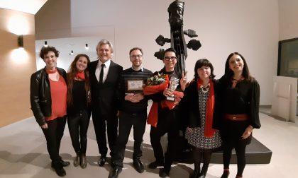 Ippogrifo premiato al Festival veneto del teatro