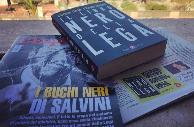 Il libro nero della Lega presentazione a Verona