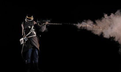 Il fucile Lorenz che non sparò durante la guerra ora è in mostra