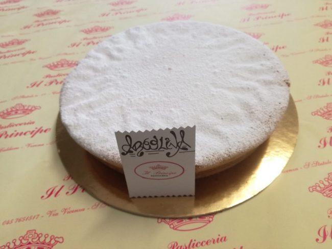 I tesori e le eccellenze dell'est veronese Torta Arcolina