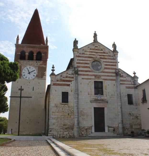 I tesori e le eccellenze dell'est veronese Abbazia Villanova