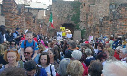Congresso delle famiglie: le proteste bloccano Castelvecchio
