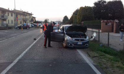 Incidente stradale a Zevio, grave la donna ricoverata - FOTO