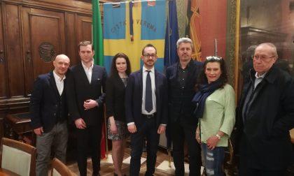 Verona si trasforma in set cinematografico