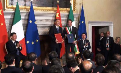 Gemellaggio Verona-Hangzhou, scambio atto ufficiale sotto gli occhi di Xi Jinping