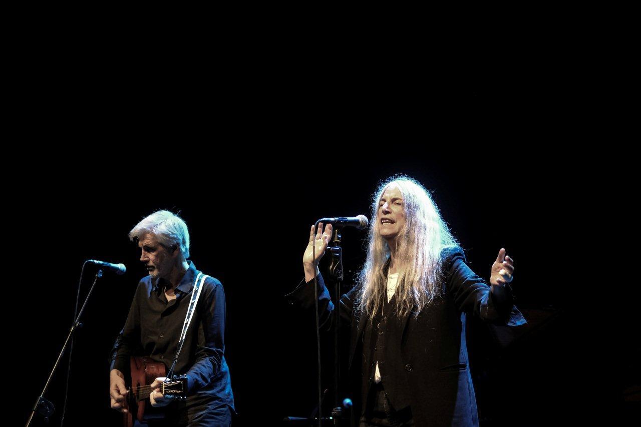 Michael Nyman e Patti Smith al Festival della Bellezza