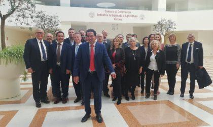 Giuseppe Riello confermato alla guida della Camera di Commercio di Verona