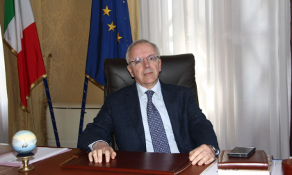 Donato Giovanni Cafagna è il nuovo prefetto di Verona