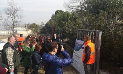 Da mezza Europa in visita all'impianto sperimentale di Ags a Villa Bagatta