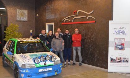 Benacus Rally: vittoria di famiglia