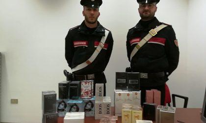 Vendeva profumi contraffatti a Peschiera denunciato un napoletano
