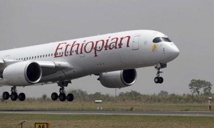 Precipitato aereo in Etiopia 157 vittime, 8 gli italiani