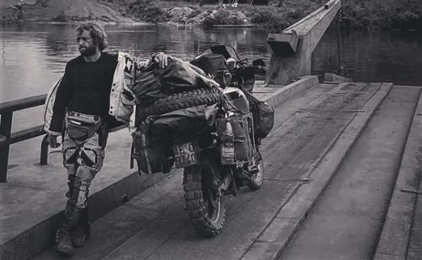L&#8217&#x3B;Africa in moto di Manuel Zanotto conferenza a Verona