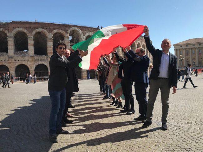 Giorgetti: &#8220&#x3B;Oggi 35 amministratori veneti hanno deciso di aderire a Fratelli d&#8217&#x3B;Italia&#8221&#x3B;