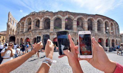 Un selfie per far scoprire Verona agli studenti