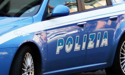 Base della droga scoperchiata dalla Polizia in zona Stadio a Verona