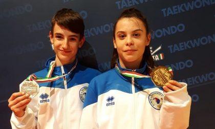 Martina Dalla Vecchia di Valeggio diventa campionessa italiana cadetti di taekwondo