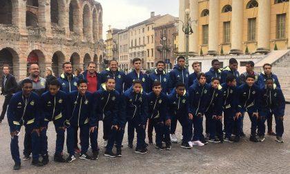Verona Soccer Cup, la 1ª giornata sorride alle straniere