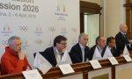 Milano Cortina Olimpiadi invernali 2026 le parole del Presidente del Coni VIDEO