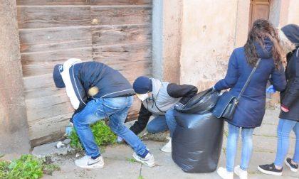 Villafranca, studenti al lavoro per una nobile causa