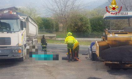 Infortunio mortale sul lavoro a Rivalta