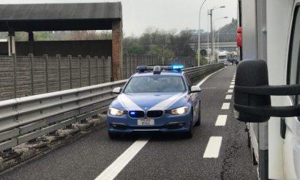 Traffico in A4, 14 chilometri di coda per un grave incidente