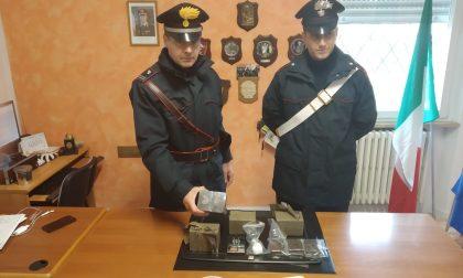 Giro di droga nella Bassa, carabinieri arrestano 29enne di Sanguinetto