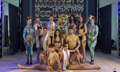 Models for Italy ad Arcole passa Irene di San Giovanni Ilarione
