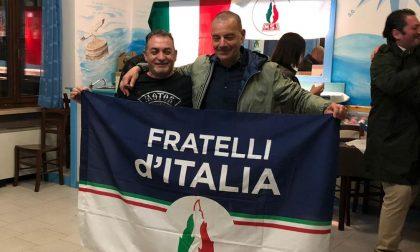 Fratelli d'Italia Castelnuovo del Garda serata di tesseramento con Giorgetti