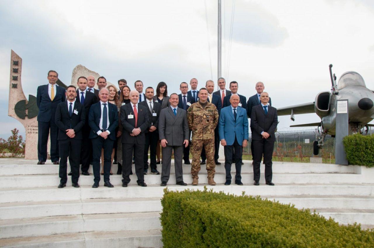 Terzo Stormo Aeronautica Militare di Villafranca un successo il seminario Nato